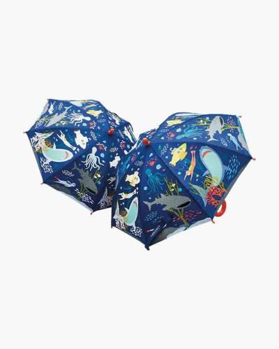 Deep Sea Magic Color-Changing Umbrella