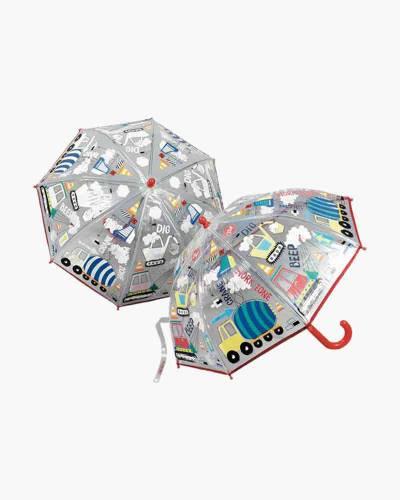 Construction Magic Color-Changing Umbrella
