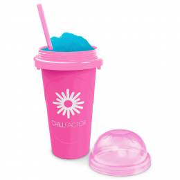 Chill Factor Slushy Maker Cup in Pink