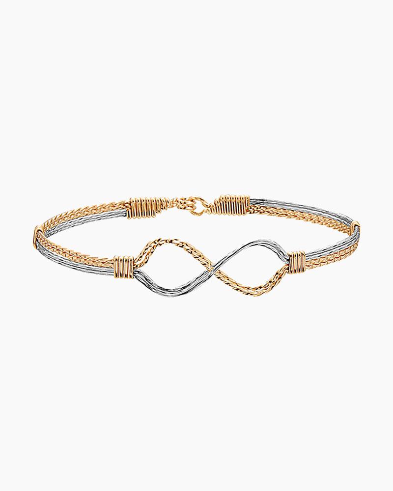 Ronaldo Designer Jewelry The Infinity Bracelet The Paper Store