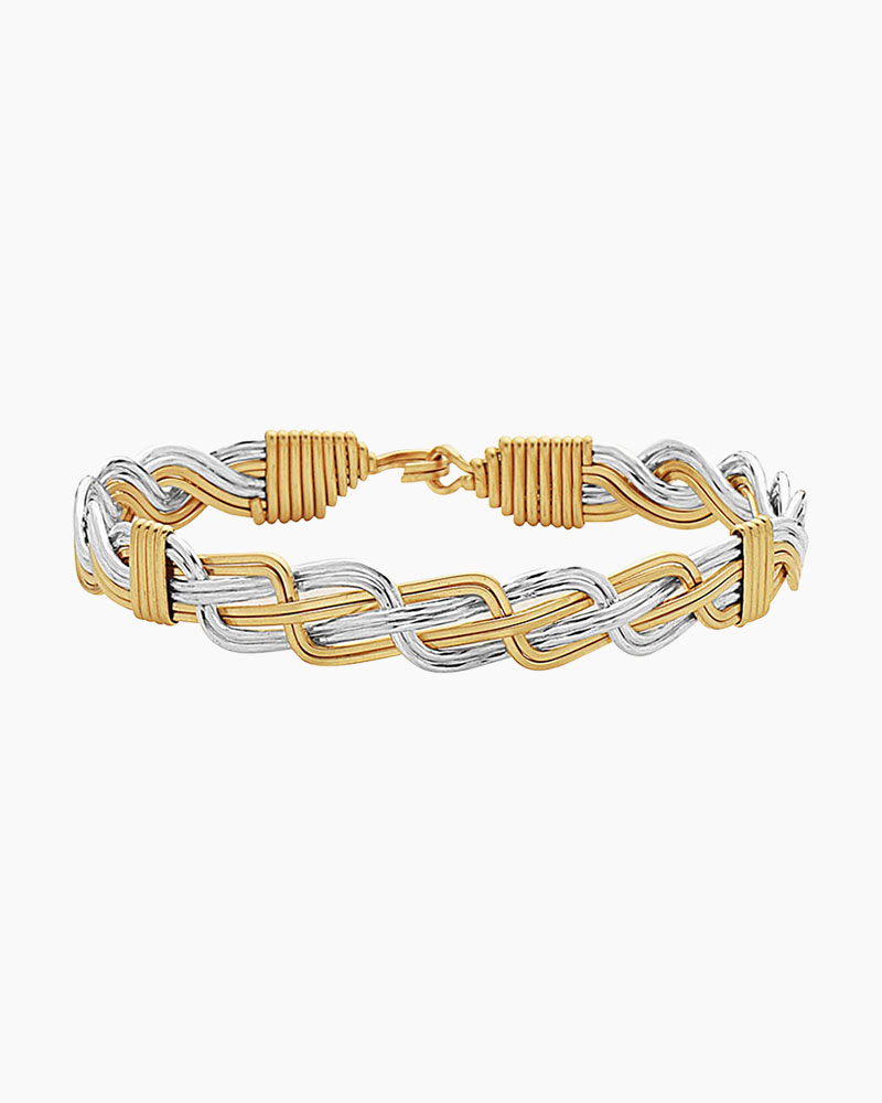 Ronaldo Designer Jewelry The Woven Together Bracelet