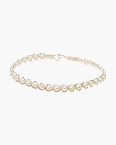 The Revive Bracelet in Silver