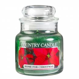 Kringle Candle Home for Christmas Mini Jar Candle
