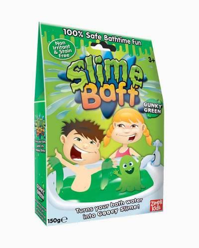 Gunky Green Slime Baff