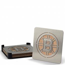 Boston Bruins Boston Bruins Boaster Coasters