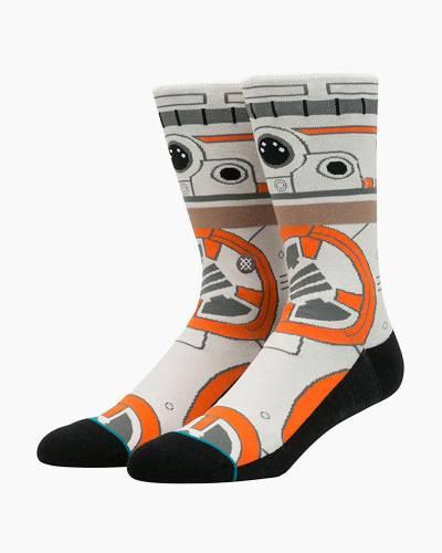 BB-8 Men's Crew Socks