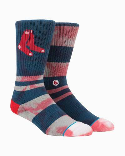 Summer League Boston Men's Crew Socks
