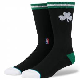 Stance Socks Celtics Logo Casual Men's Crew Socks