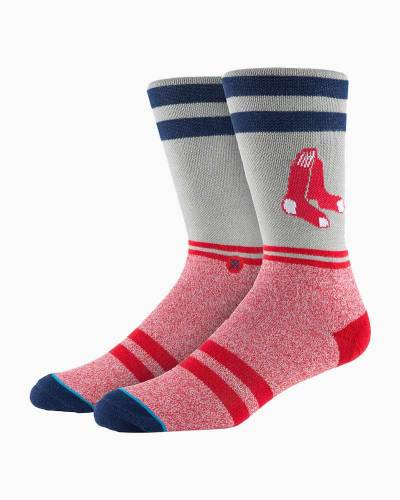 Boston Red Sox Crimson Hose Men's Socks