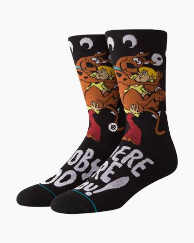 Scooby Doo Where Are You Men's Crew Socks