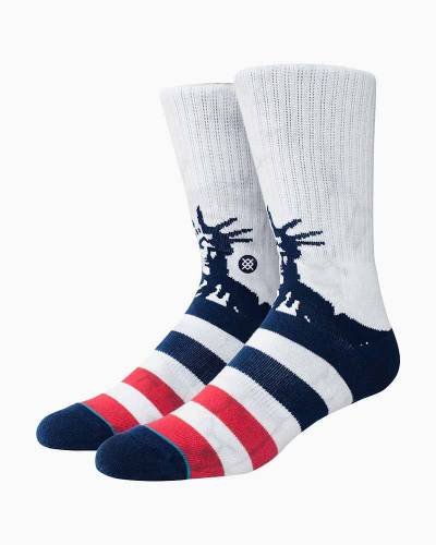 Liberties Men's Crew Socks