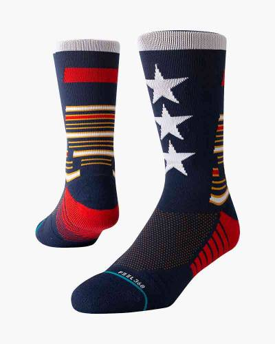 Tribute Men's Training 360 Crew Socks