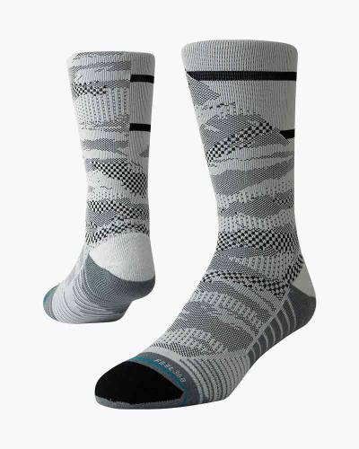 Glare Men's Training Crew Socks