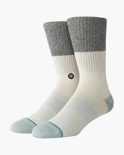 Neapolitan Black Men's Butter Blend Socks