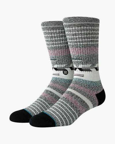 Nambung Black Men's Butter Blend Socks