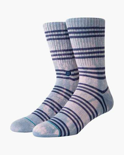 Kurt Blue Steel Men's Classic Crew Socks