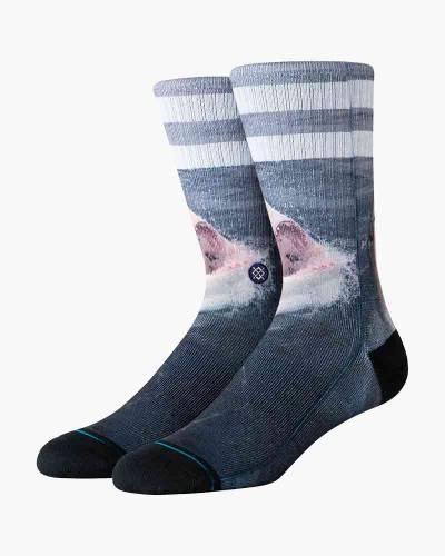 Brucey Men's Classic Crew Socks