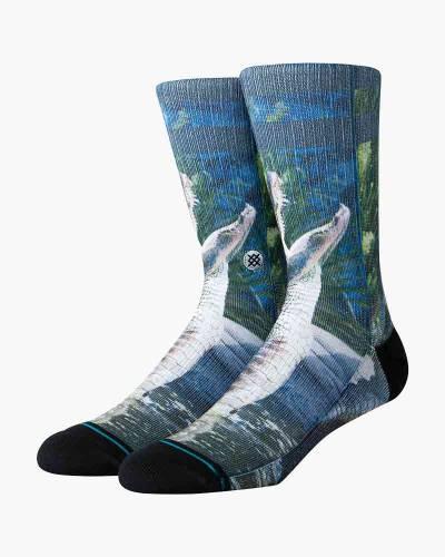 Alberta Men's Classic Crew Socks