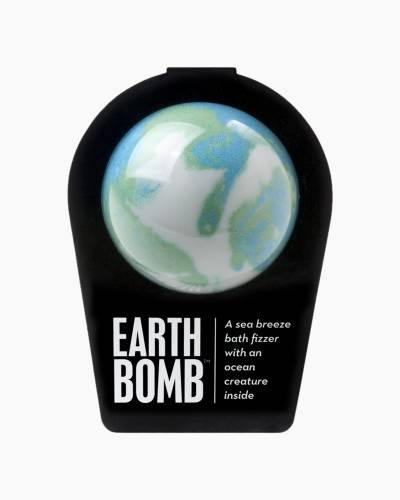 Earth Bomb Bath Bomb