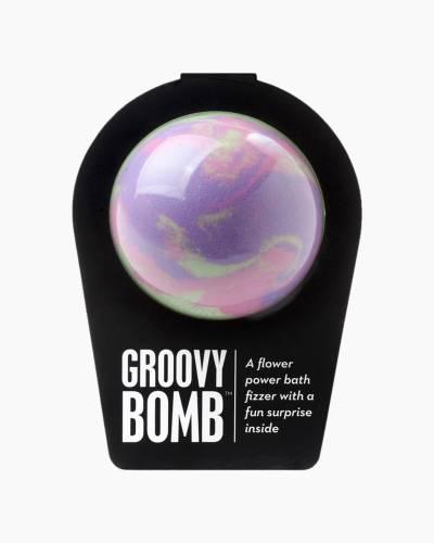 Groovy Bomb Bath Bomb