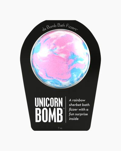 Unicorn Bomb Bath Bomb