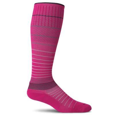 Women's Circulator Compression Socks in Azalea