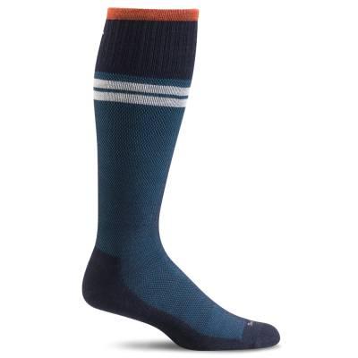 Men's Sportster Compression Socks in Navy