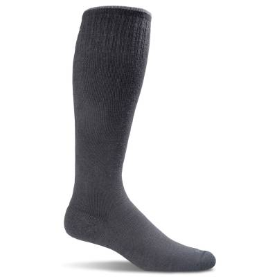 Men's Circulator Compression Socks in Black