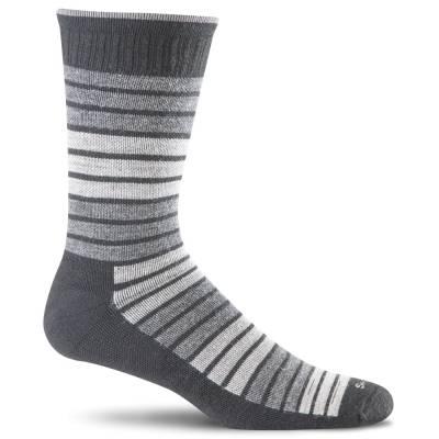 Men's Synergy Compression Socks in Black
