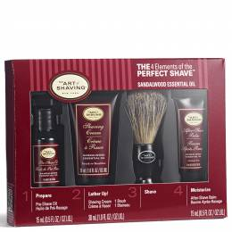 The Art of Shaving Sandalwood Shaving Starter Kit