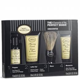 The Art of Shaving Unscented Shaving Starter Kit