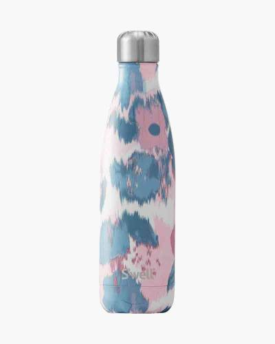 17 oz. Watercolor Lillies Stainless Steel Water Bottle