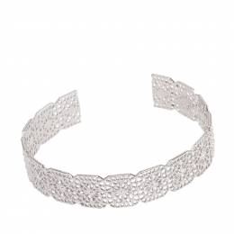Frenzy Jewels, Inc. Squared Filigree Cuff