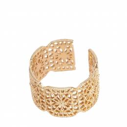 Frenzy Jewels, Inc. Filigree Ring in Gold