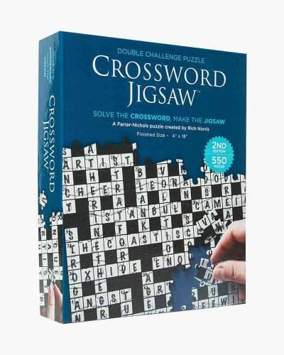 Crossword Jigsaw 2018
