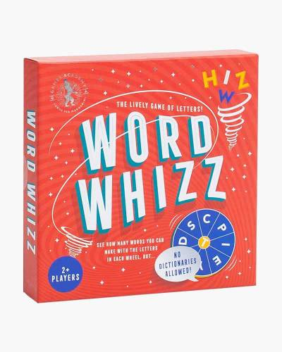 Word Whizz Game