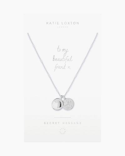 To My Beautiful Friend Necklace