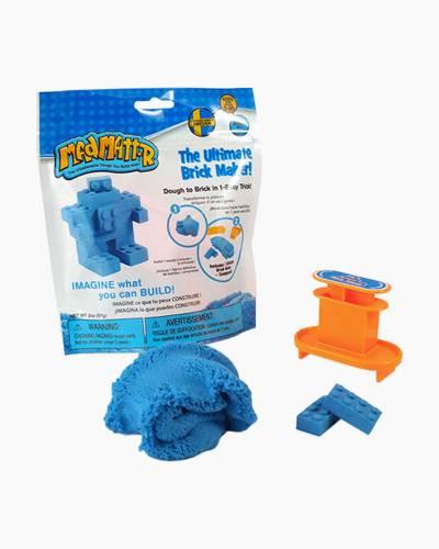 Mad Mattr Molding Dough Brick Maker in Blue