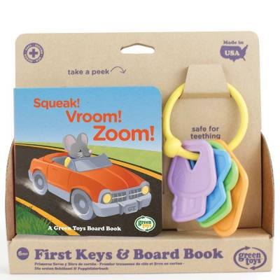 First Keys and Board Book Set