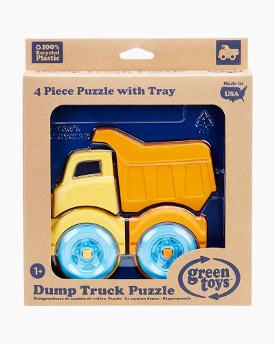 Dump Truck Plastic Baby Puzzle