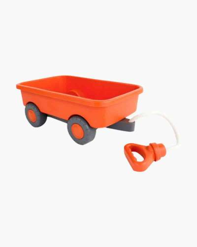Wagon Outdoor Toy in Orange