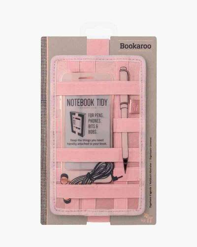 Bookaroo Notebook Tidy in Rose Gold