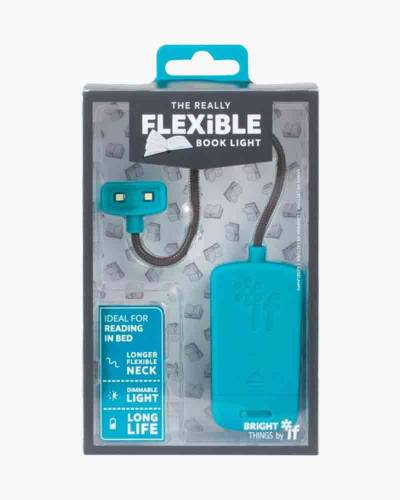 The Really Flexible Book Light in Blue