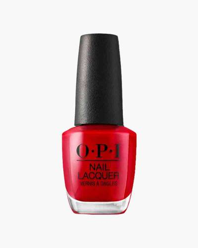 Big Apple Red Nail Lacquer