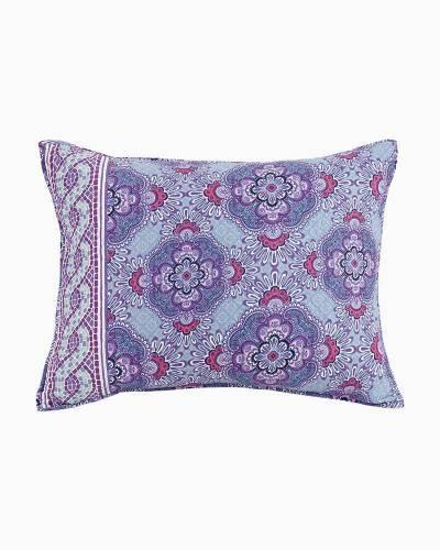 Lilac Tapestry Sham (Standard)