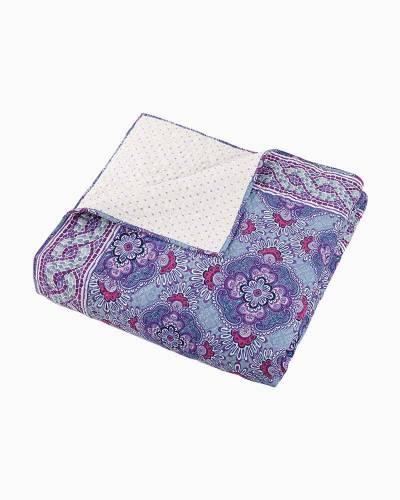 Lilac Tapestry Quilt (King)