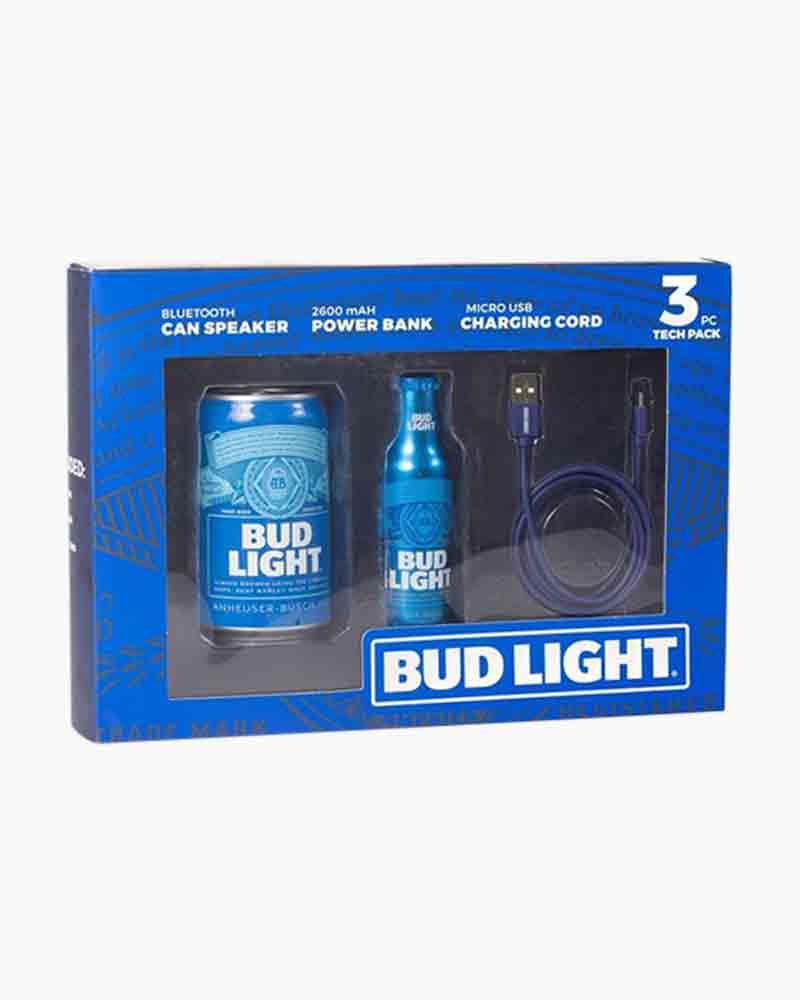 Bud Light 3-Piece Tech Pack
