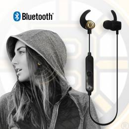 The Paper Store Boston Bruins Wireless Headphones