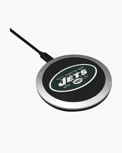 New York Jets Wireless Charging Pad