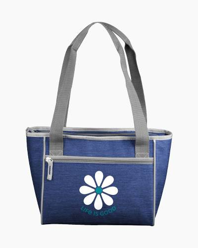 Daisy 16 Can Cooler Tote